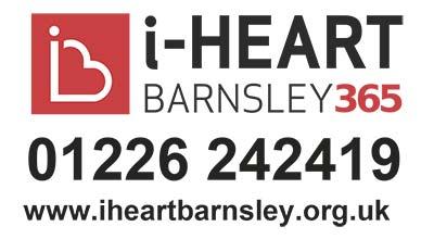 iHeart Barnsley 365.  01226 242419.  www.iheartbarnsley.org.uk